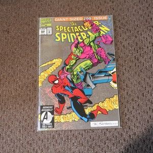 The Spectacular Spider-Man #200 Comic